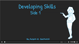 Video: Developing Skills - Side 1
