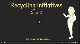Video: Recycling Initiatives - Side 2